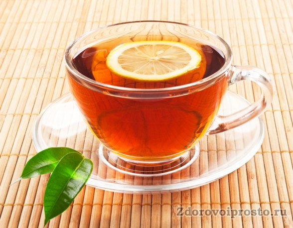 Именно такого вот вида чёрный чай снижает риск развития кожной онкологии на 70%.
