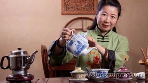 Секрет различного действия зелёного чая на человека – в различных способах его заварки.