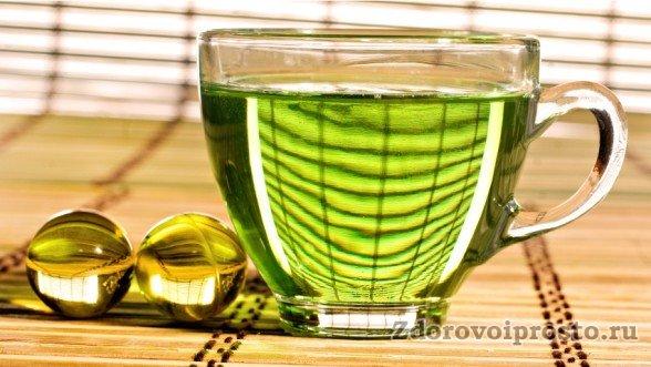 Противопоказание зелёного чая детям касается только крепко заваренного чая. А чай вот такой вот заварки пойдёт им исключительно на пользу.