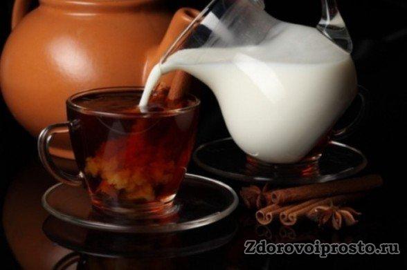 Ничто не остановит нас на пути к знаниям - мы всё равно узнаем, какова настоящая калорийность чая с молоком!