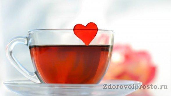 Автор и чай без молока, сахара и калорий шлют сердечный привет всем читателям доброй воли!