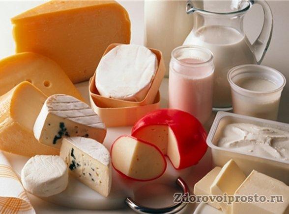 Всё молочное относится к продуктам, в которых животные жиры присутствуют по определению.