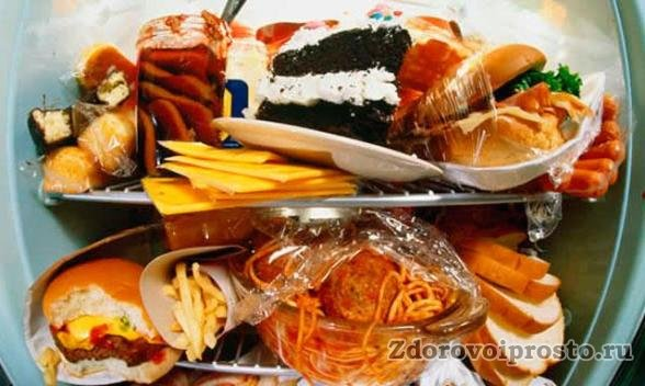 Примеры продуктов, в каких животные жиры прячутся от нас в модифицированном виде.