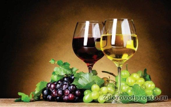 Отставим в сторону красное: пришла пора разобраться с вредом и пользой белого вина!