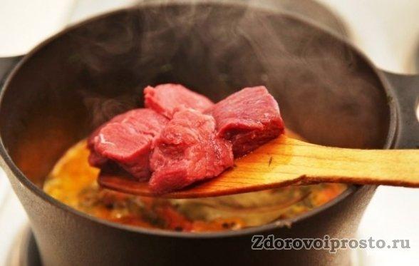 Без особых рассуждений о вреде и пользе мяса конины его используют с незапамятных времён в Центральной Азии.