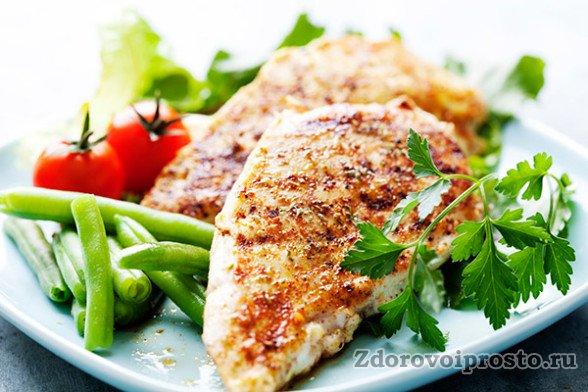 Правильно приготовленное постное мясо – это то, что обязательно надо кушать, чтобы похудеть.
