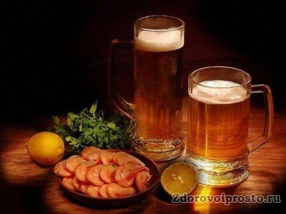 Калорий пиво, особенно безалкогольное, имеет немного.