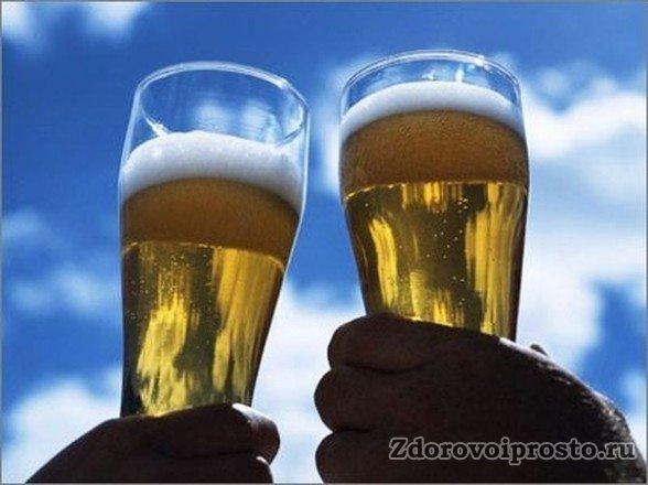 Будем умерены во всём, и вред безалкогольного пива обойдёт нас стороной!