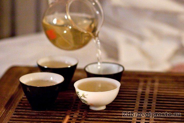 как пить монастырский чай от паразитов