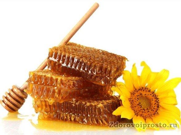 Лучшая тара для хранения мёда на неопределённо долгий срок – это всё-таки соты.