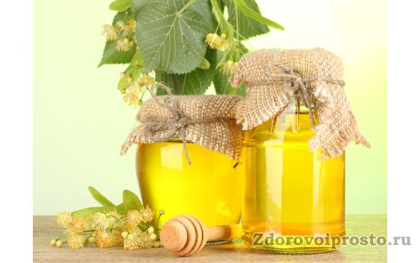 Липовый мёд поможет и при расстроенных нервах, и сил придаст, когда нужно.