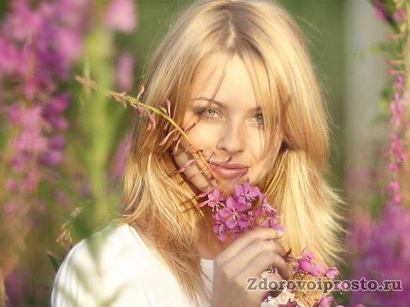 Хотите иметь подтянутую, молодо выглядящую кожу? Употребляйте кипрейный мёд!