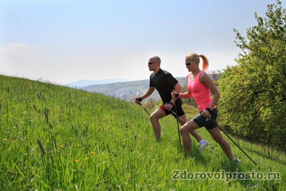 Изменение темпа, покрытия и маршрутов даёт помогает похудеть быстрее.