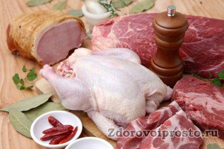 Какое мясо самое полезное?