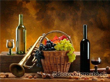 Какое вино полезнее – белое или красное?