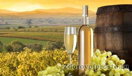 Может быть, прекрасное белое вино полезнее красного?