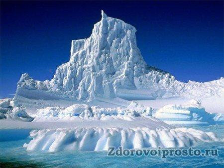 Чтобы приносить пользу, а не вред, талая вода должна быть всё-таки водой, а не льдом.