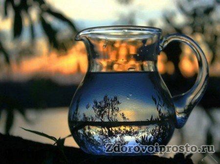 Помогите воде раскрыть все свои чудесные свойства, и она поможет раскрыть их и вам!