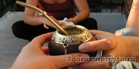 И вред, и польза чая мате при его традиционном употреблении налицо.